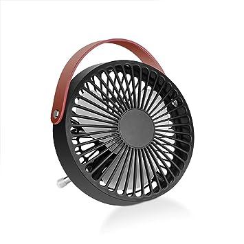 Desk USB Fan, Personal Table Fan, Mini Cooling Fan, Small Desk Fan,