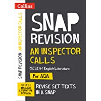 An Inspector Calls: New Grade 9-1 GCSE English Literature AQA Text Guide (Collins GCSE 9-1 Snap Revision)