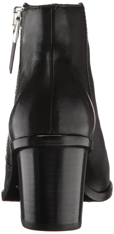 FRYE Women's Brielle Zip Peep Bootie Boot B01N1YQ7D5 Soft 9 B(M) US|Black Polished Soft B01N1YQ7D5 Full Grain 7c0b97