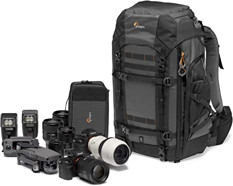 Lowepro LP37270-PWW Pro Trekker BP 550 AW II: Amazon.es ...