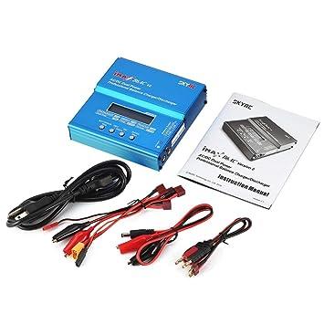 SKYRC iMAX B6AC V2 6A 50W AC/DC Cargador/descargador Lipo ...