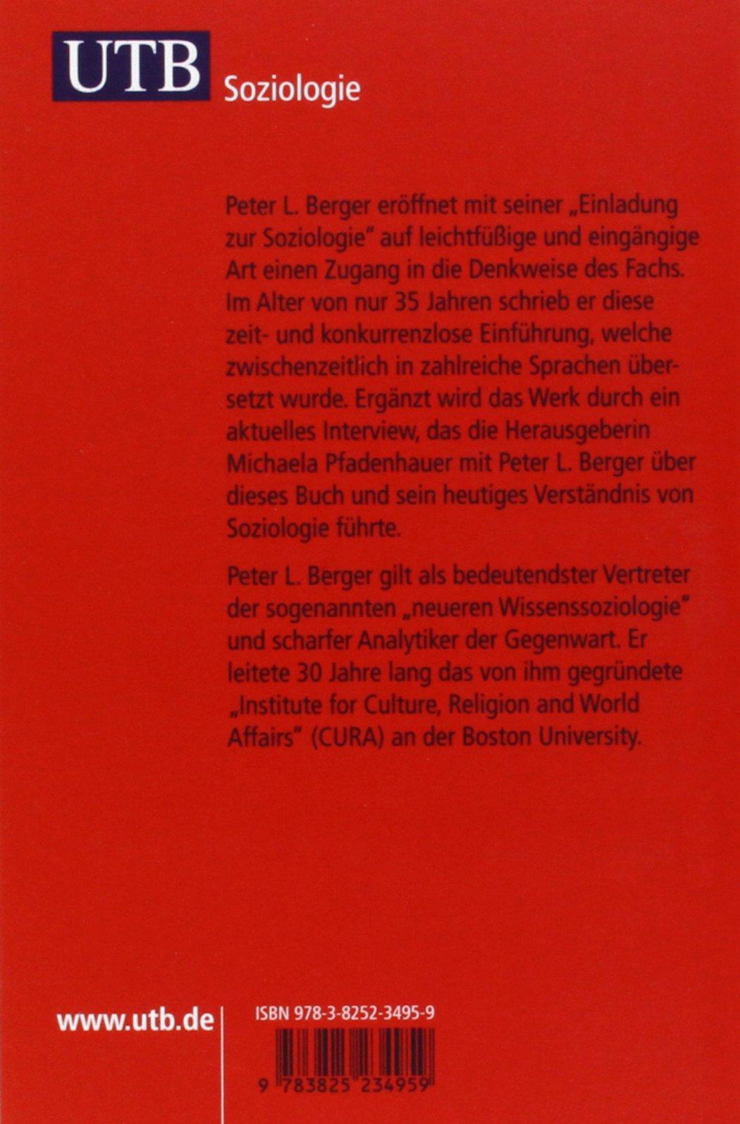 Fabelhaft Henecka Galerie Von Studien-starter-pack Soziologie: Dreibändige Handbibliothek Für Die Erste