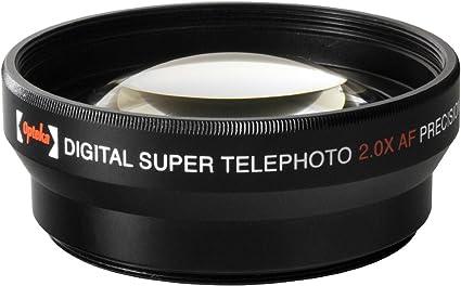 Opteka HD Clos Best Value Accessory Lens Kit Bundle for the Samsung GX-1L GX-1S GX-10 GX-20 NX Mini NX5 NX10 NX11 NX20 NX30 NX100 NX200 NX210 NX300 NX300M NX1000 NX1100 NX2000 DSLR Digital Camera Kit Includes Opteka 2x High Definition II Telephoto Lens