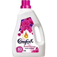 Comfort Aromatherapy Fabric Conditioner Amber and Rose, 1.9L