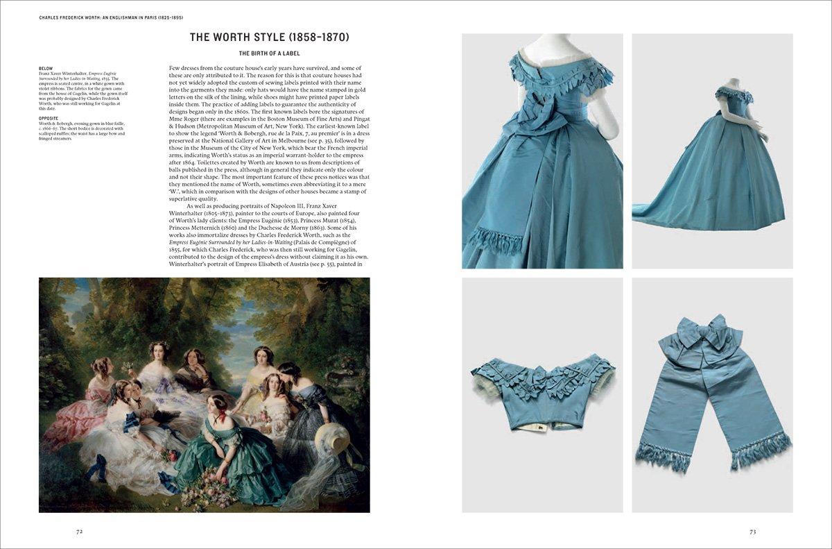 Naissance De La Haute Couture 1858 1954 Maison Worth Arts Parfumeurs