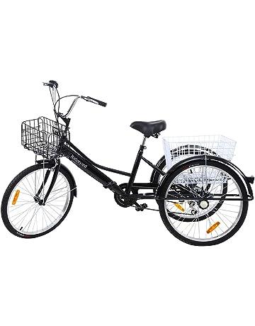 b11780c13 Yonntech Triciclo para Adultos 24