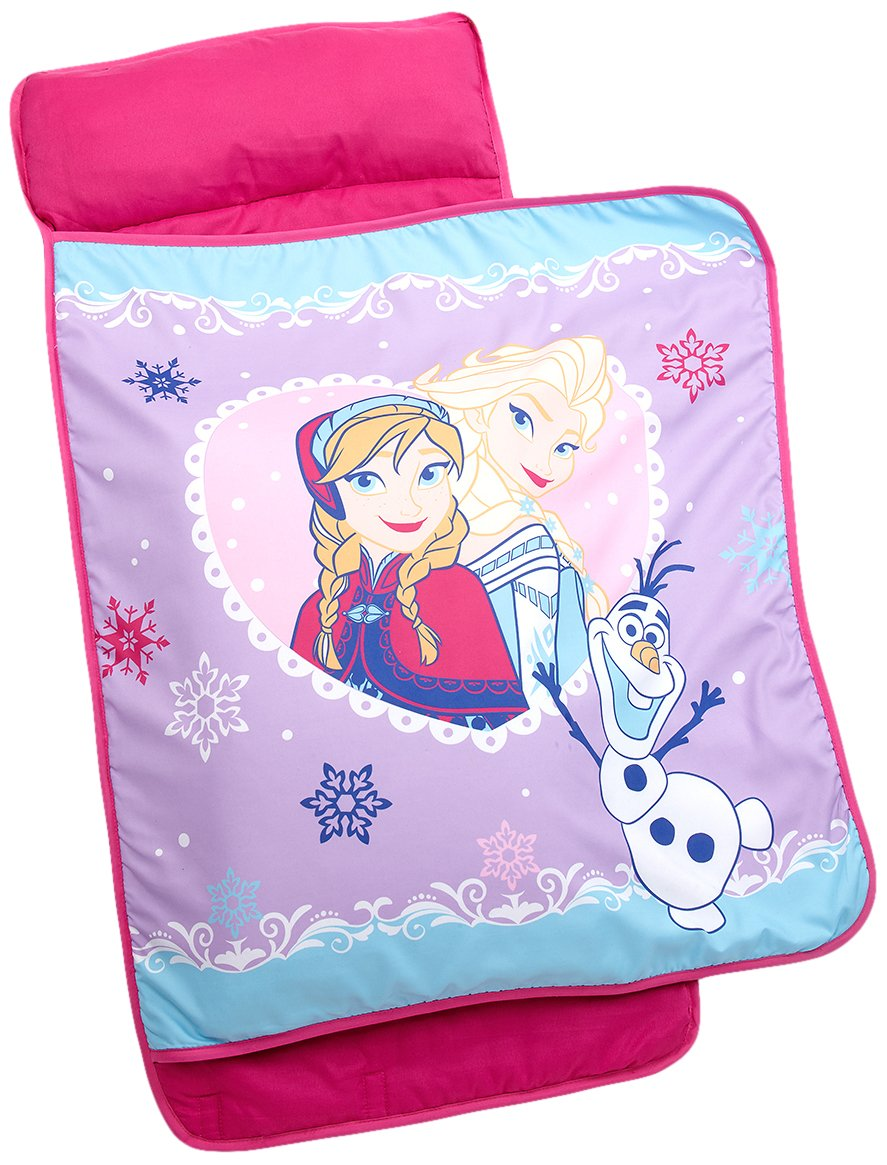 Disney Toddler Nap Mat, Frozen Sisterly Love by Disney