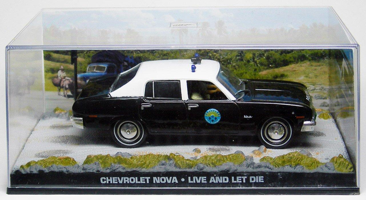 1/43 007 ボンドカー Chevrolet Nova 死ぬのは奴らだ B002RHZ1CG