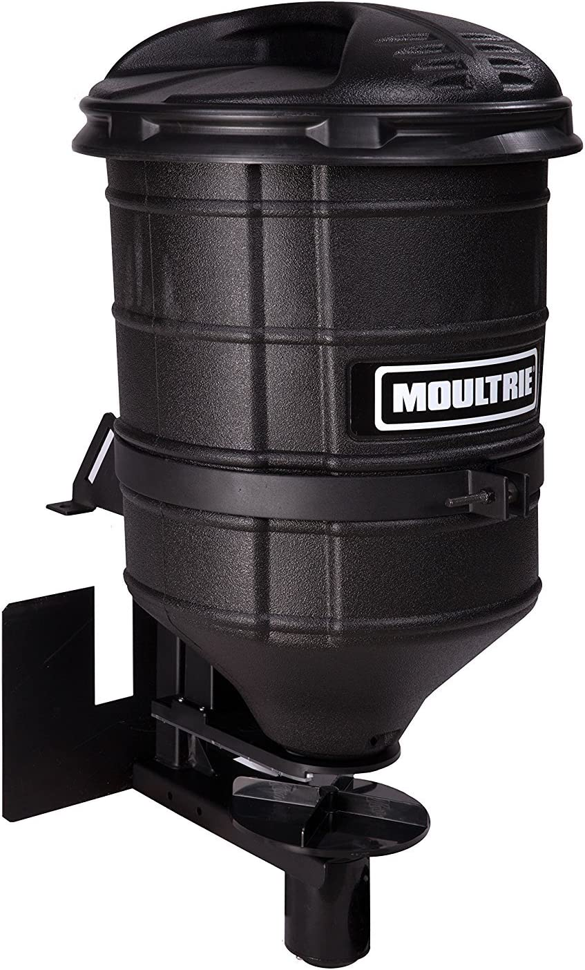 Moultrie ATV Food Plot Spreader – Electronic Feed Gate