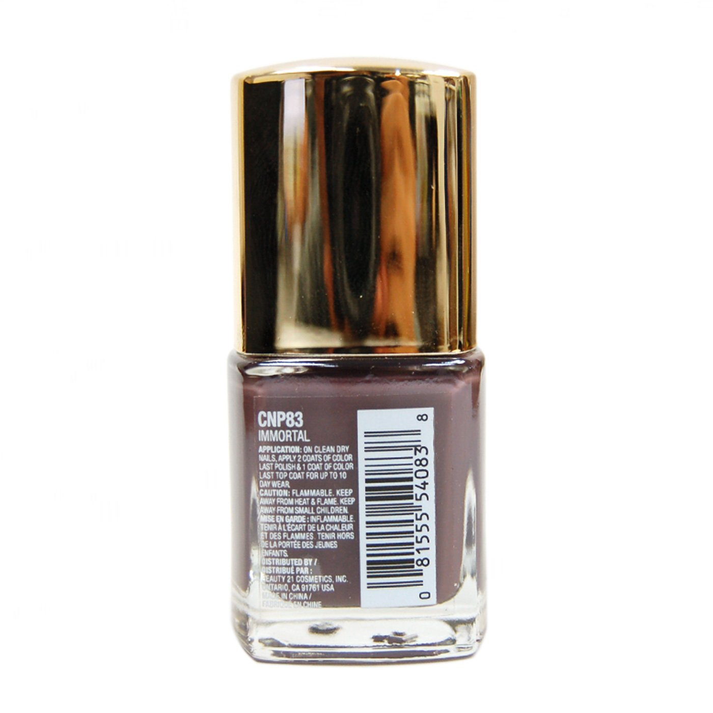 Amazon.com: La Colors COLOR LAST Nail Polish 0.5fl.oz / 15ml ...