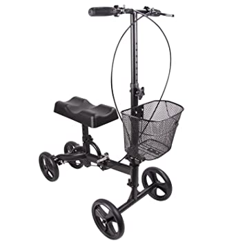 Amazon Com Elevens Steerable Knee Walker With Lockable Brake