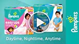 Potty Training Made Easy with Pampers Easy Ups Training...