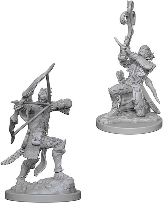 Nolzurs Marvelous Unpainted Minis Dungeons /& Dragons Male Half-Elf Bard-WZ...