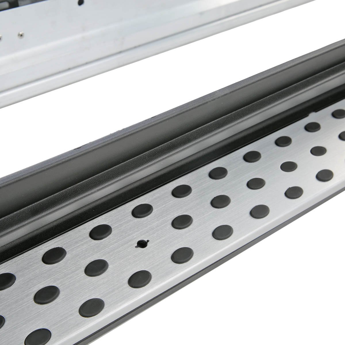 schweller tubos aluminio pedalada Tablas schwellen Tablas para ML W164 Clase