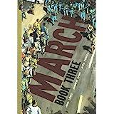 March: Book Three (Turtleback School & Library Binding Edition)