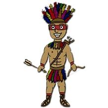 Apache Loteria Mexican Bingo