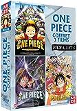 One piece coffret films #2 [Blu-ray]