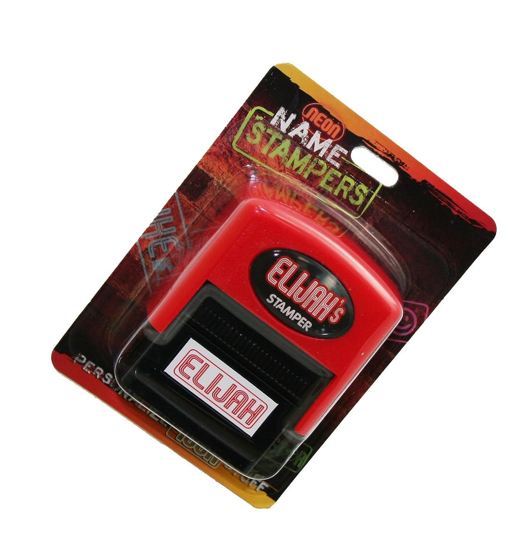 Name Stampers Elijah Rubber Stamps