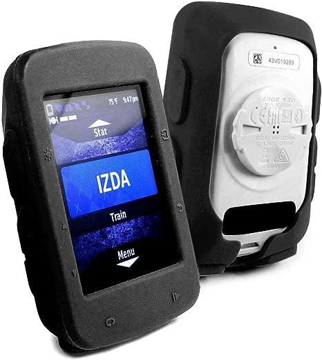 Premium Rubber Silicone Protective Case Cover Skin for Garmin Edge 520 //520 Plus