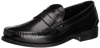 Geox U FEDERICO Z Noir Chaussures Mocassins Homme 109