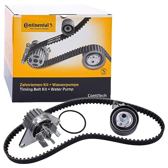 Continental Contitech ct1066wp1 Bomba de agua + kit correa de distribución: Amazon.es: Coche y moto