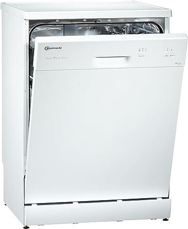 Bauknecht GSFS 3000 WS lavavajilla Bajo encimera 12 cubiertos A ...