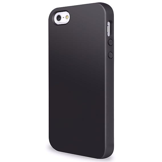 promo code 53dc0 62e7e Ailun Phone Case Compatible with iPhone 5s iPhone SE iPhone 5 Shock  Absorption Bumper Anti Scratch Fingerprint Oil Stain Shell Soft Dual Color  TPU ...
