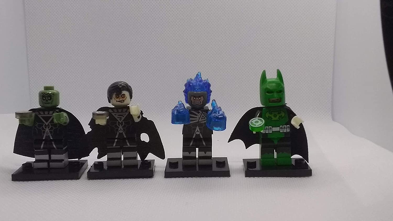 Green//Black lantern Lego Compatible Minifigures