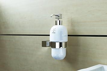 Distributeur savon liquide mural accessoire salle de bains MMA702