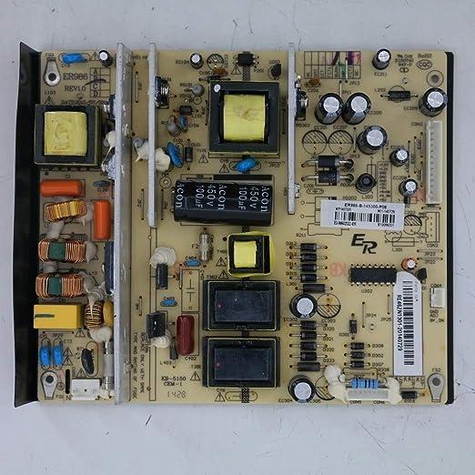 RCA 42 LED42C45RQ RE46HQ1301 LED LCD Power Supply Board Unit