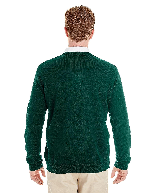 Harriton M420 Mens Mens Pilbloc V-Neck Sweater