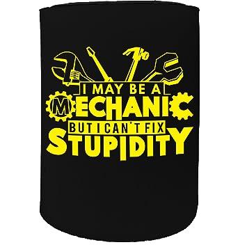 Funny Novelty Birthday Stubbie Careful Stubby Holder Cant Stop Running
