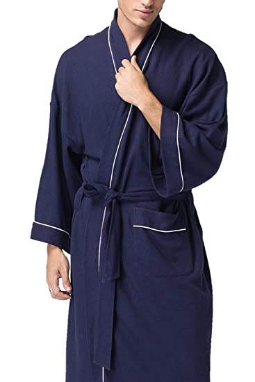 ALICECOCO señoras algodón floral kimono vestir vestido de lazo de la cintura traje de noche traje de noche: Amazon.es: Ropa y accesorios