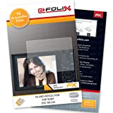 Sony DSC-RX100 Displayschutzfolie - 3 x atFoliX FX-Antireflex blendfreie Folie Schutzfolie