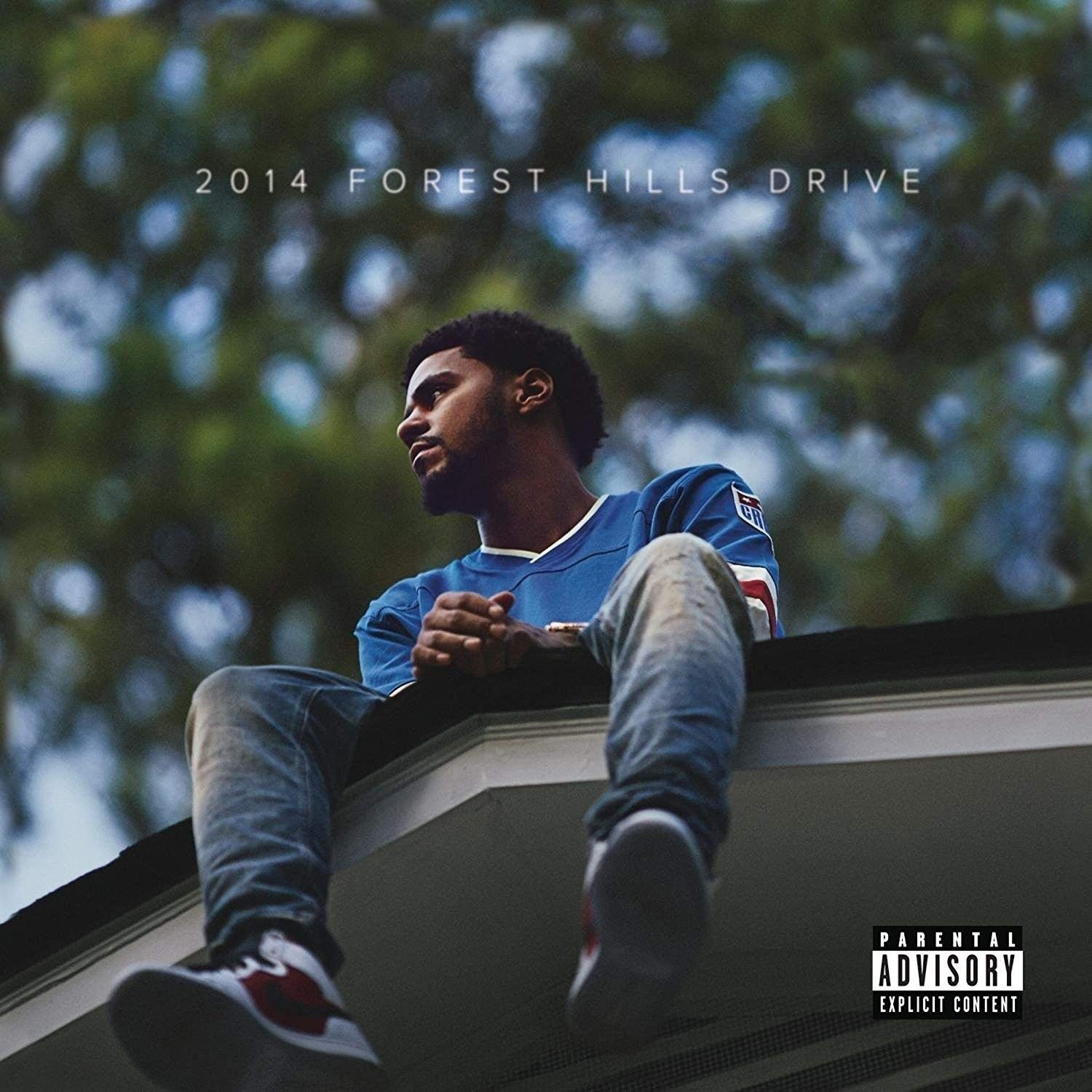 ROLLON J. Cole poster wall decoration photo print 24x24 inches