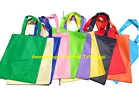 0545e0576 Amazon.com  Bulk Deal! Promotional Cheap Tote Bags