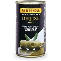 DELUXE de LA ESPAÑOLA (150g). Aceitunas verdes