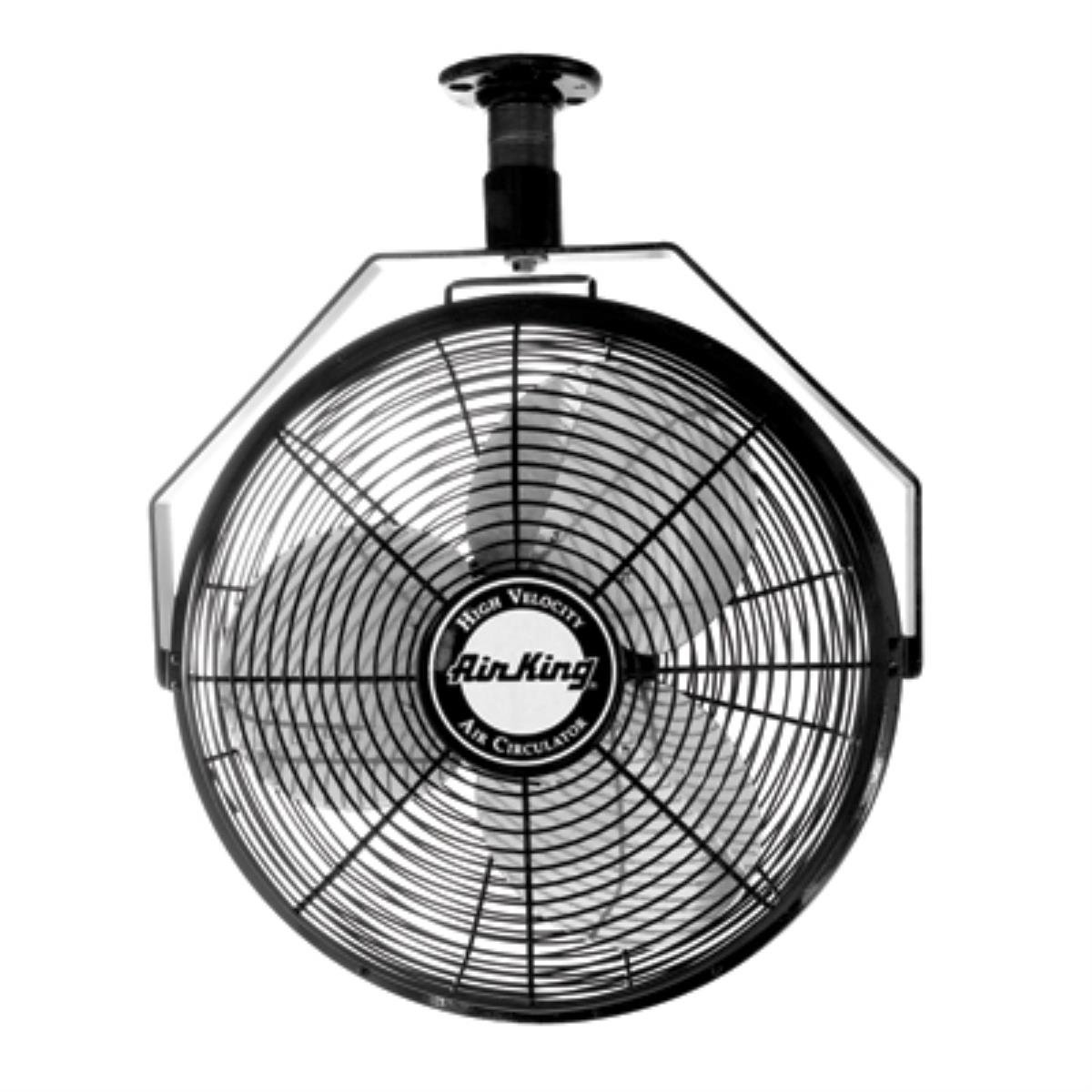 Air King 9718 18-Inch Industrial Grade Ceiling Mount Fan by Air King (Image #1)