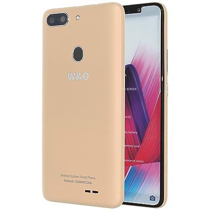 52a3604aef2 Celulares Baratos W&O MAX 8. Cuenta con Android 8.1. Cámara de 13  Megapíxeles Con Flash LED.