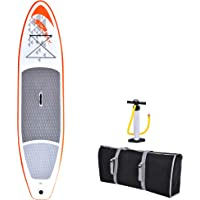 Blue Wave Deportes Stingray–Stand Up paddleboard inflable con bomba de mano, 11-feet