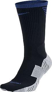 Amazon.com: Nike Performance Cushioned Crew Socks Large ...