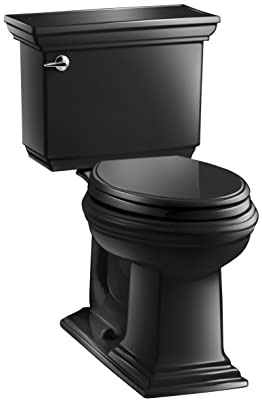 KOHLER K-3817-7 Memoirs Stately Comfort Height Two-Piece Toilet Review