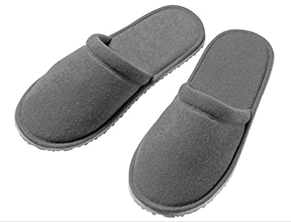 fe7ecada15e Amazon.com  ikeaa IKEA NJUTA Slippers