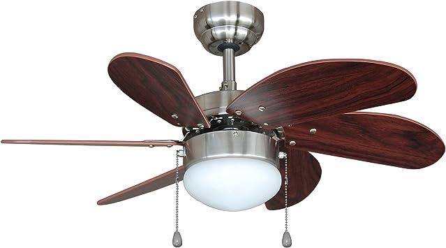 Hardware casa Monterey 76,2 cm doble soporte para ventilador de techo: Amazon.es: Iluminación