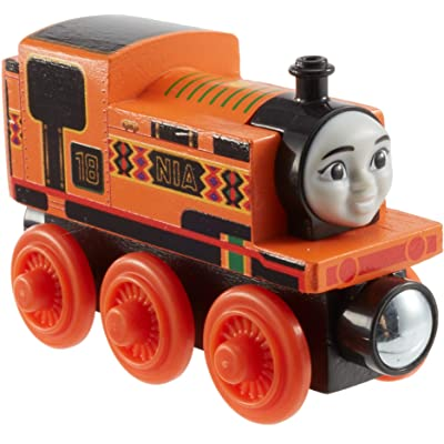 Thomas & Friends Fisher-Price Wood, Nia: Toys & Games