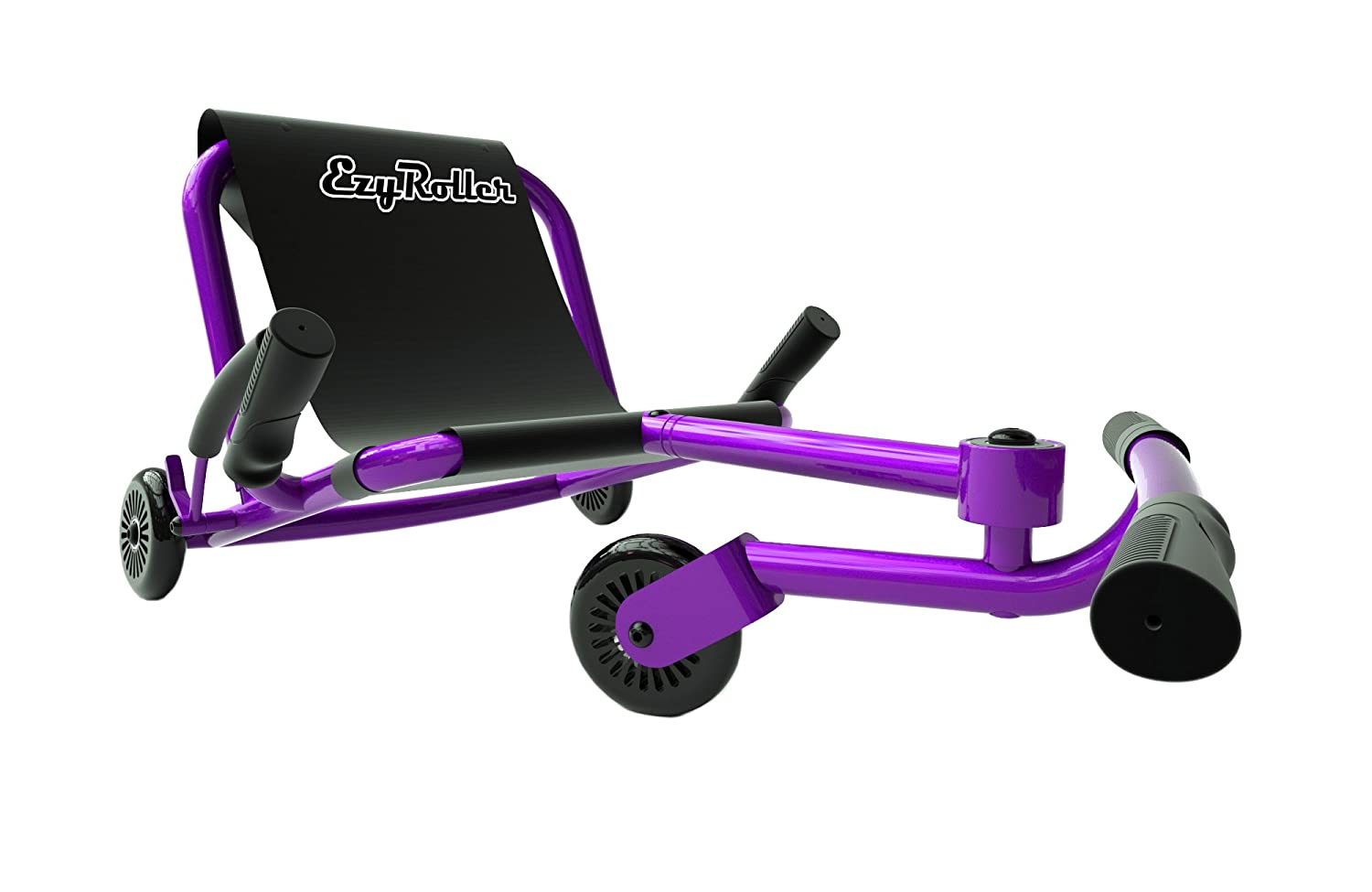 EzyRoller Classic - Purple - Ride On for Children Ages 4+