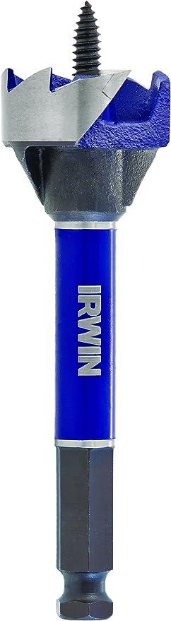 1 3//8-Inch IRWIN 1869385 WeldTec Self-Feed Wood Drilling Bit