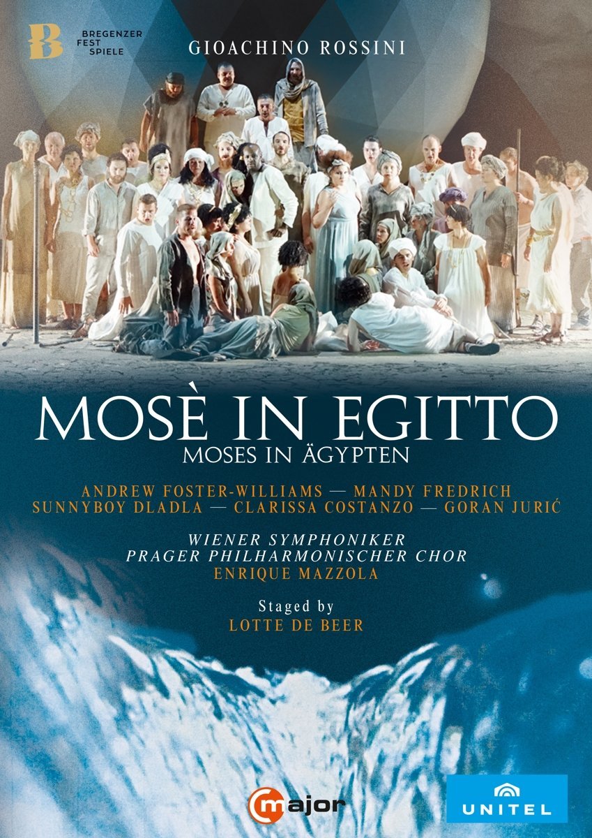 DVD : Mose In Egitto (2 Pack, 2PC)