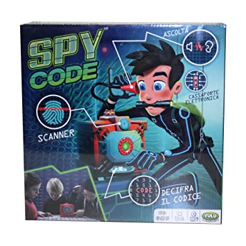 Rocco Toys 90421 Chrono Bomb Challenge in the Dark Action- & Spielfiguren