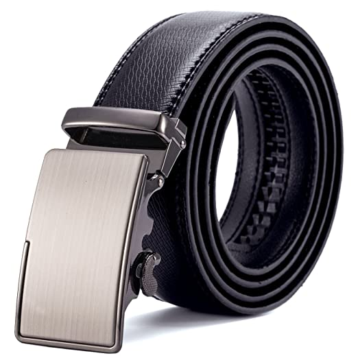 049d6e5933c05 Image Unavailable. Image not available for. Color  ITIEZY Ratchet Dress Belt  For Men ...